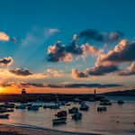 Harbour sunrise 002